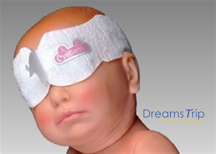 Medical Grade Infant Neonatal Phototherapy Eye Care Mask For Newborn Baby Protect