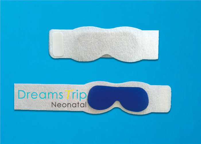 Medical Grade Phototherapy Protection Eye Mask For Neonatal Jaundice Treatment